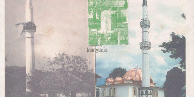 Na današnji dan,1992 g. srušena džamija u Hrankoviću !!
