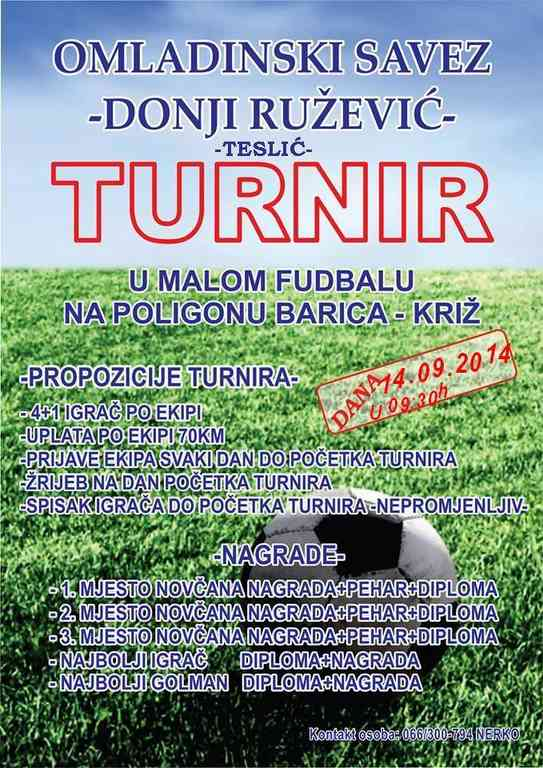 turnir ruzevic