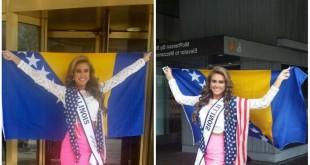 Naša Arnela Karabegović juriša na titulu Miss Teen USA.Podržimo je glasanjem!