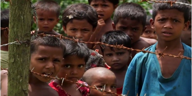 Mijanmar: Konc-logori 21. stoljeća