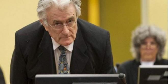 Presuda Radovanu Karadžiću do kraja marta