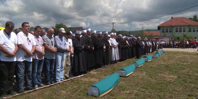Danas klanjana dženaza za osam prijedorskih žrtava