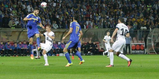 Petarda na Bilinom polju-BiH-Estonija 5-0