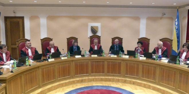 Ustavni sud odbio zahtjev Republike Srpske, 9. januar neustavan