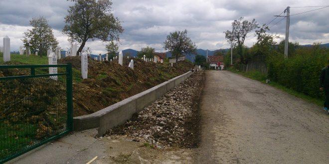 FOTO// Završeno betoniranje druge dionice harema u Hrankoviću
