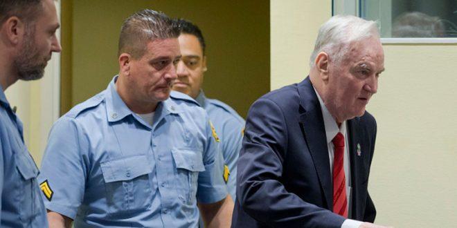 Krvnik Ratko Mladić osuđen na doživotni zatvor !!