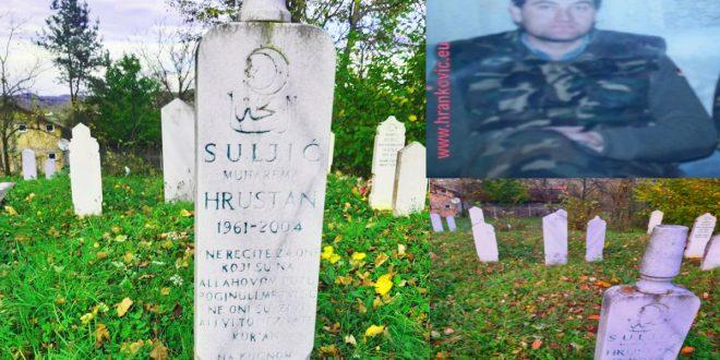 Na današnji dan je kukavički ubijen Hrustan Suljić iz Hrankovića